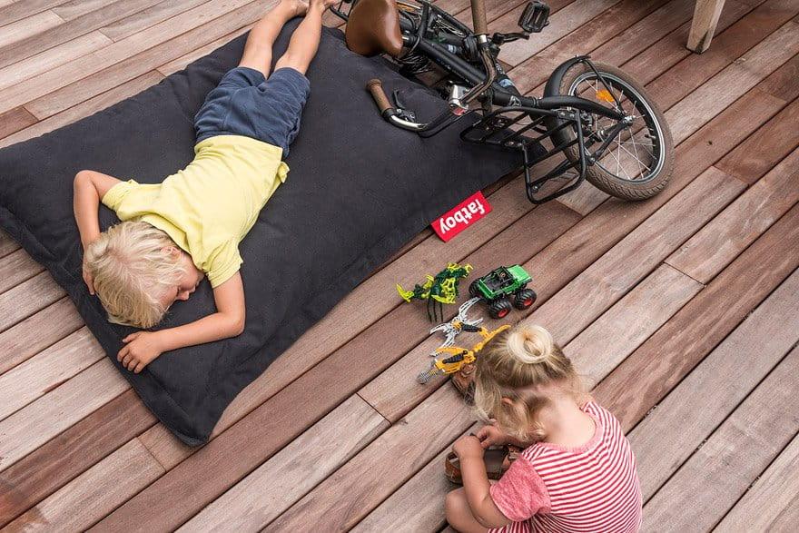 Fatboy Junior Stonewashed Kindersitzsack Aus Baumwolle